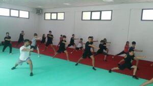 asd Zen Shin Club Italia di Kung Fu Wushu